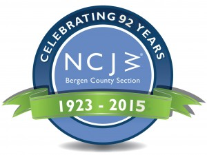 NCJW BCS 92nd year logo