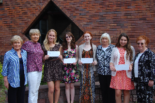 Scholarships winners