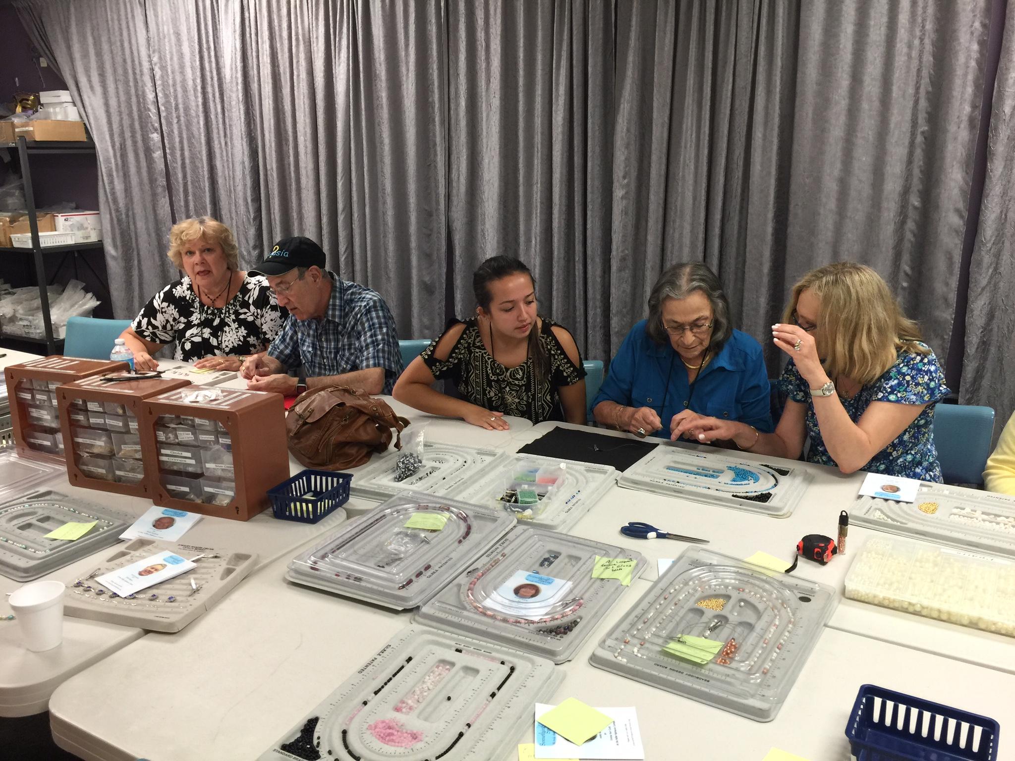 community service tour of the adler aphasia center ncjwbcs